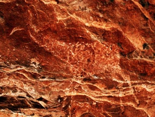 Kudu_cave_art Namibia San Art